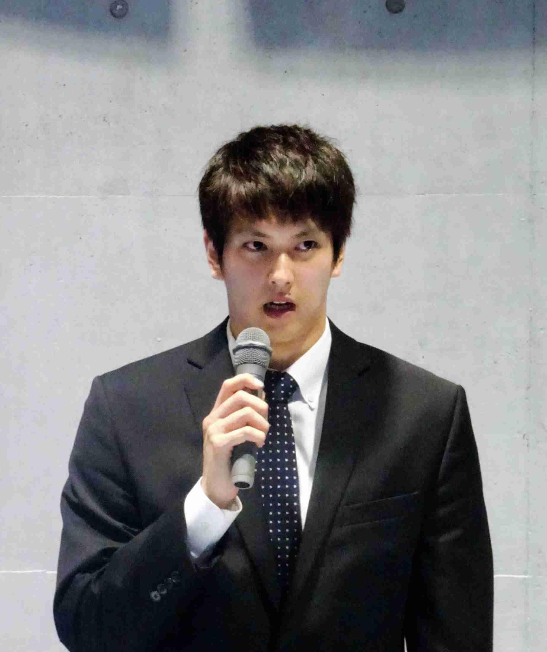 古賀、ドーピング陽性反応に涙の主張 「意図的にとったことは一切ない」(デイリースポーツ) - Yahoo!ニュース