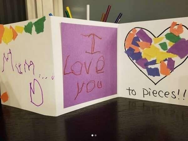 山田優、子どもから母の日にもらったメッセージカードを公開して感謝を報告