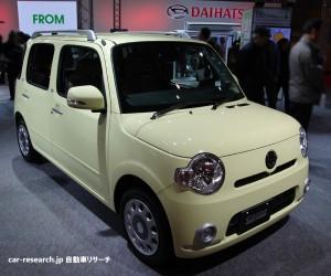 ミラトコット発売予定、ダイハツからミラココア後継の新型軽自動車:モデルチェンジ – 自動車リサーチ