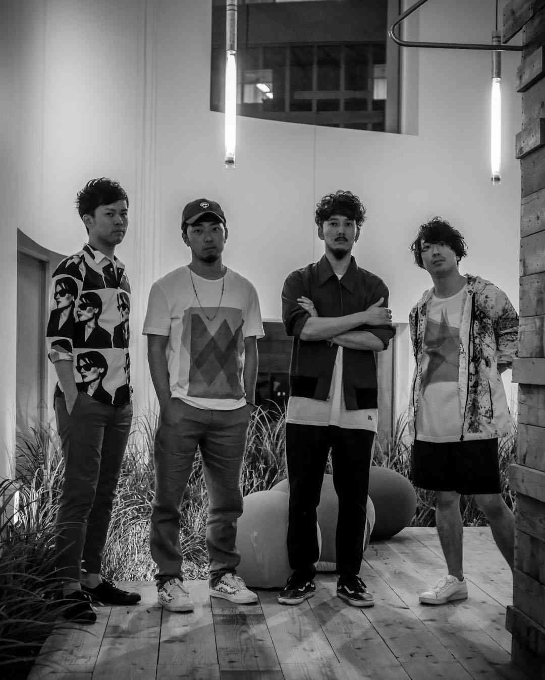 日本のR&Bシーンを牽引する、世界水準バンド『WONK』