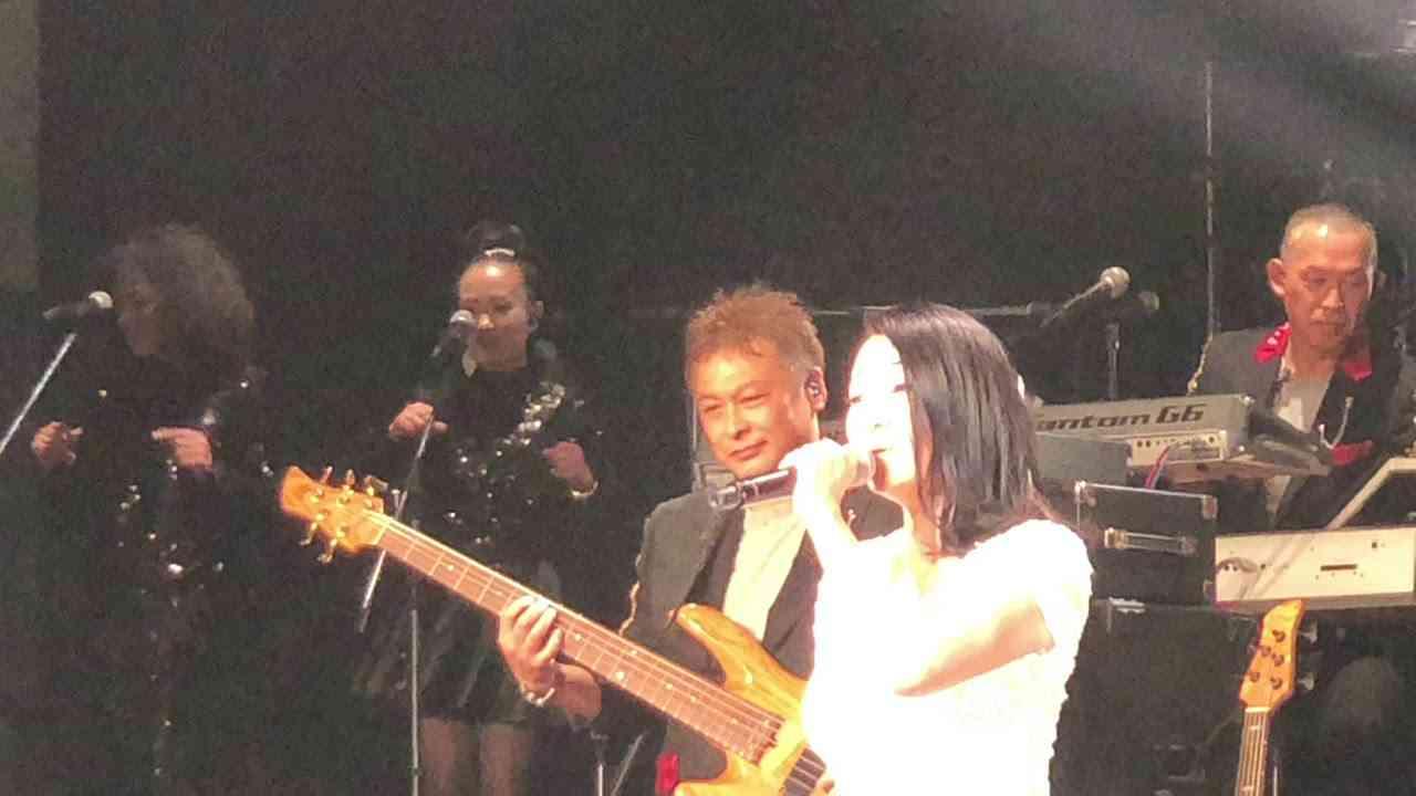 【4K】広瀬香美 ロマンスの神様 キー2コ上げver @ 福岡 スカラエスパシオ 2018.02.10 - YouTube