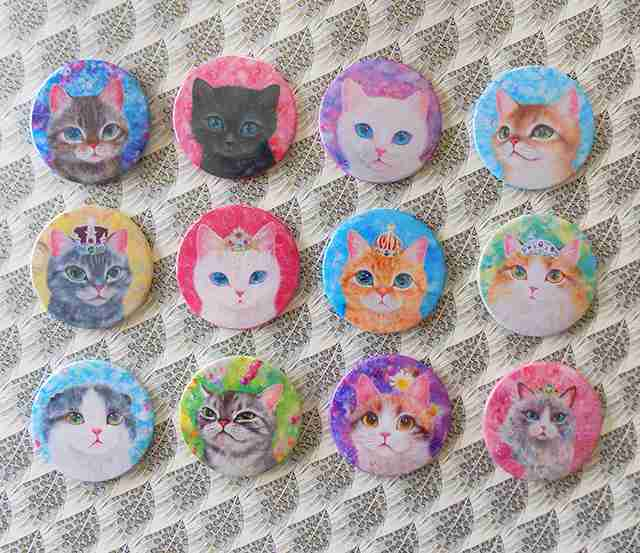 大きめマグネット | Asari Cats Online Store