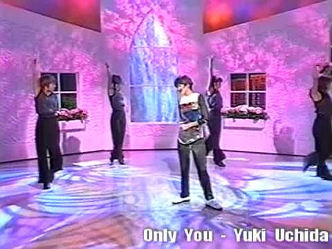 Yuki Uchida - Only You ★ 1996 - YouTube