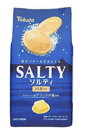 塩スイーツ好きな方!