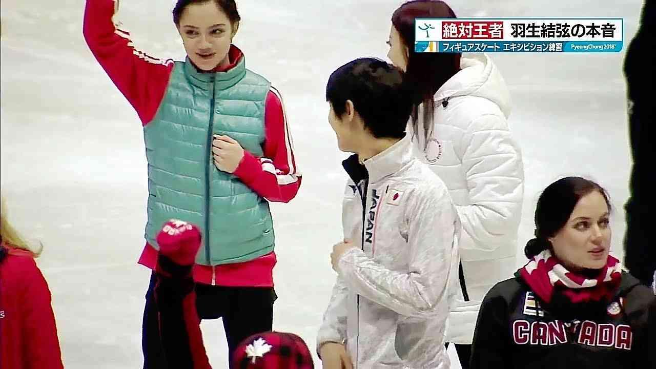 Yuzuru Hanyu & Evgenia Medvedeva ||Olympics 2018 - YouTube