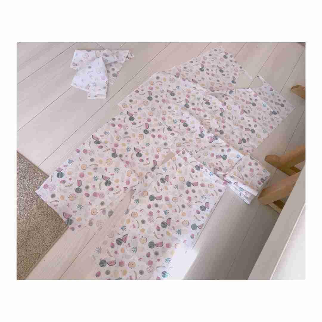 辻希美、「小5の女の子には浴衣では?」長女に甚平を手作りも疑問殺到