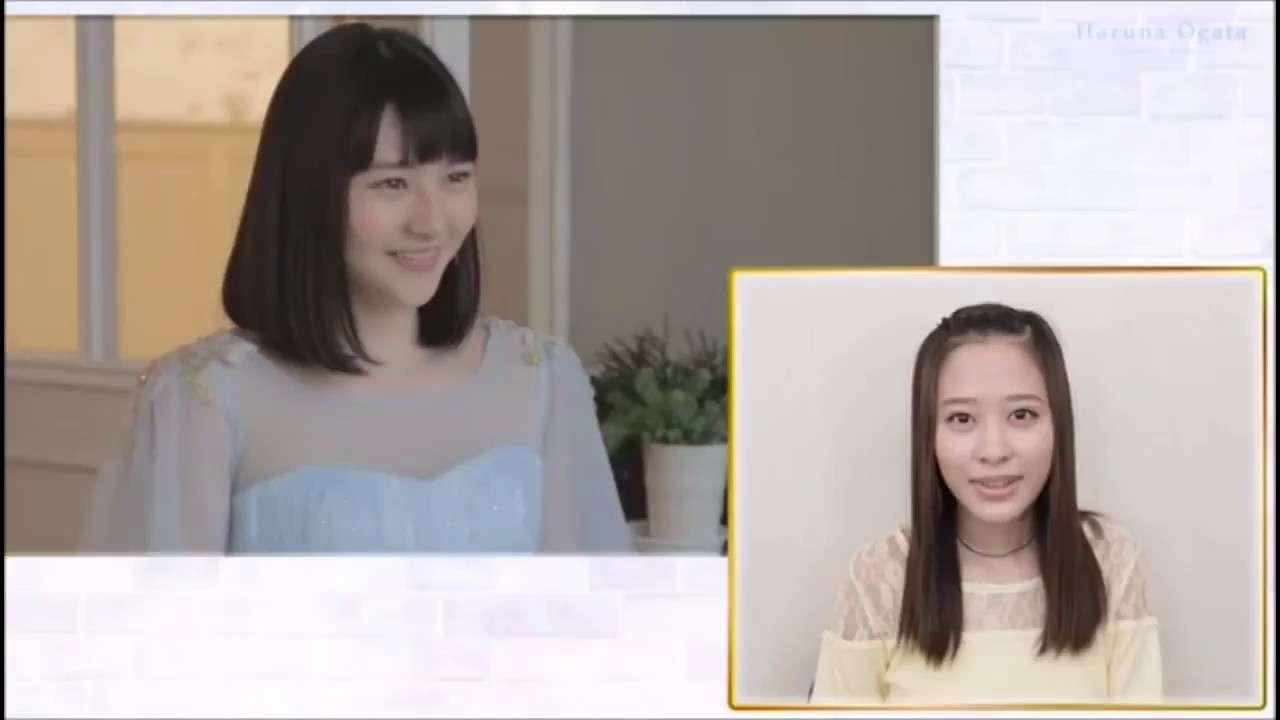 モーニング娘。'18 『尾形春水卒業メモリアル 小田さくらコメント』 - YouTube