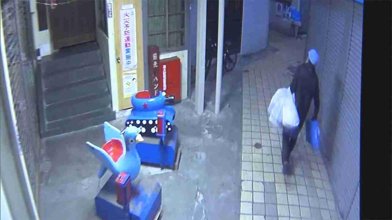 高級魚盗み その場でさばく 被害店主「こんな泥棒初めて」 - FNN.jpプライムオンライン