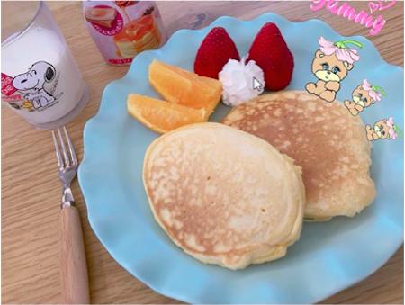 辻希美、朝食におやつと1日2回もホットケーキミックスの多用で批判殺到