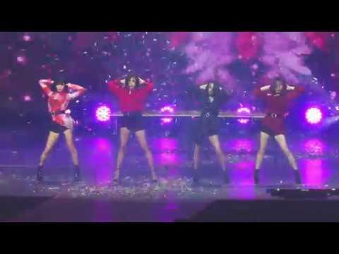 [Fancam Mix] TWICE - Gashina @ Music Bank in Chile [180323](日本語字幕) - YouTube