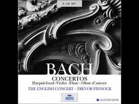 Bach - Harpsichord Concerto No.5 in F Minor BWV 1056 - 2/3 - YouTube