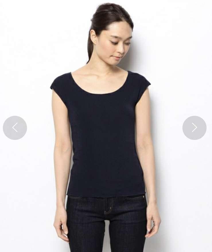 形のキレイなTシャツ