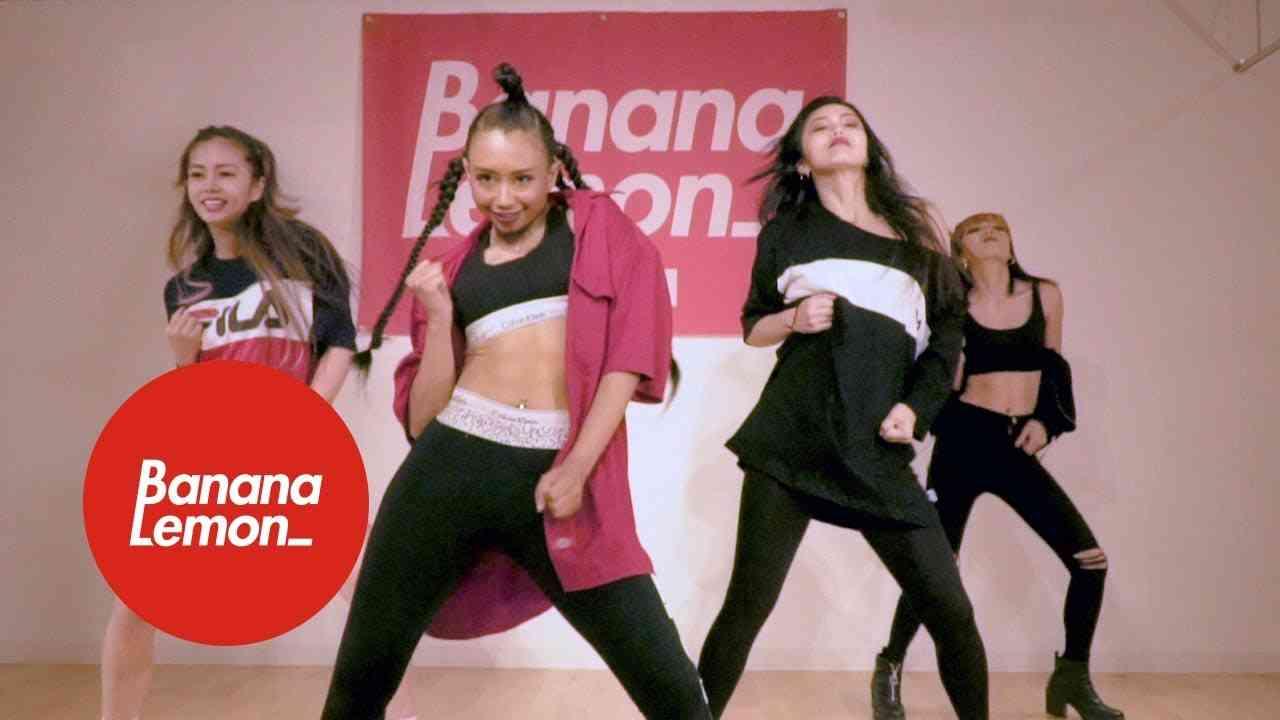 BananaLemon - ' I WANNA, I WANNA ' DANCE PRACTICE VIDEO - YouTube
