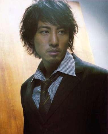 国際俳優・葉山ヒロ『モンテ・クリスト伯』で連ドラ初出演 香港マフィアを熱演