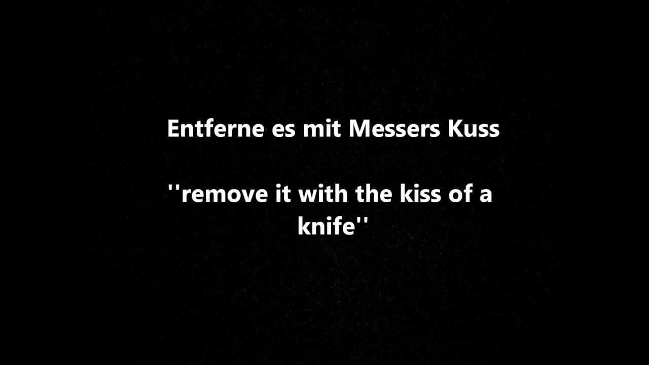 Rammstein: Mutter, lyrics - YouTube