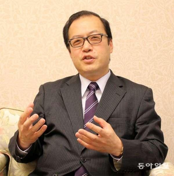 立教大学総長の郭洋春氏、「立教大の誇り、尹東柱…韓国の学生がもっと多く来てほしい」 : 東亜日報