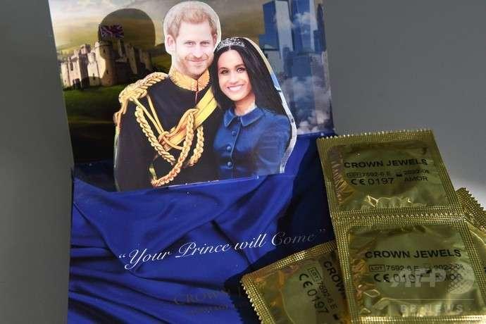 ヘンリー王子&メーガンさんの顔がプリントされた水着に騒然(英)
