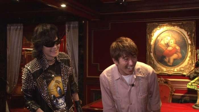 "X JAPAN・Toshl""5LDK超え""隠れ家を初公開 関ジャニ∞村上信五が潜入 - モデルプレス"