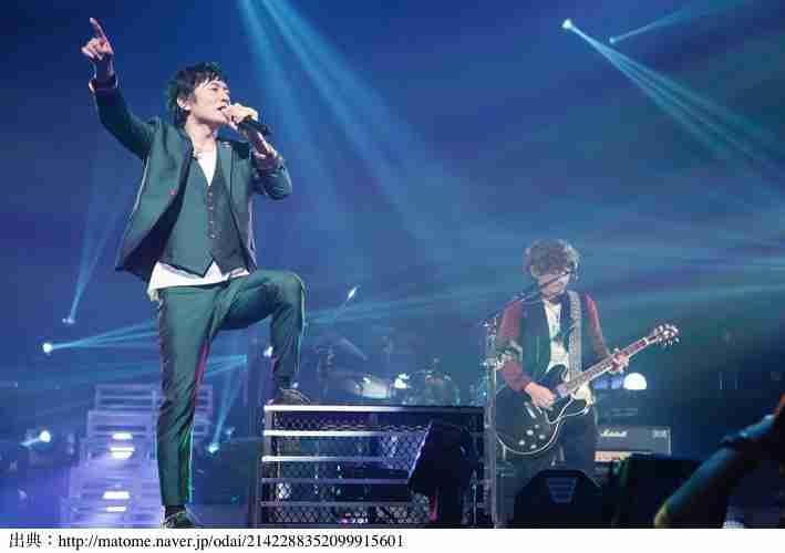 コンサートでMCが面白いアーティスト、誰ですか?