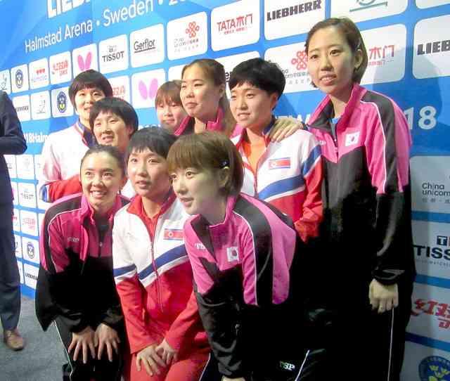 張本勲氏、卓球の南北合同チームに「直前に変えちゃいけません」(スポーツ報知) - Yahoo!ニュース