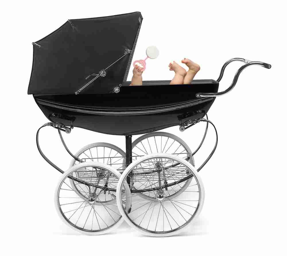 Shutterstock (baby carriage) – Northern Virginia Magazine