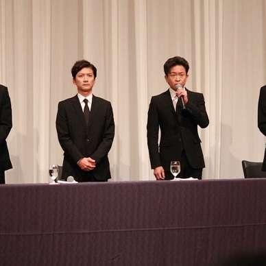 山口達也事件でジャニーズ、TOKIOに責任被せ「公開処刑」…メリー副社長らは責任逃れ | ビジネスジャーナル