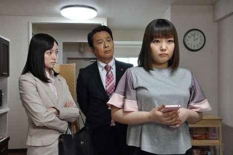 柳原可奈子、役作り不要 足の遅い容疑者役で『捜査一課長』第6話出演