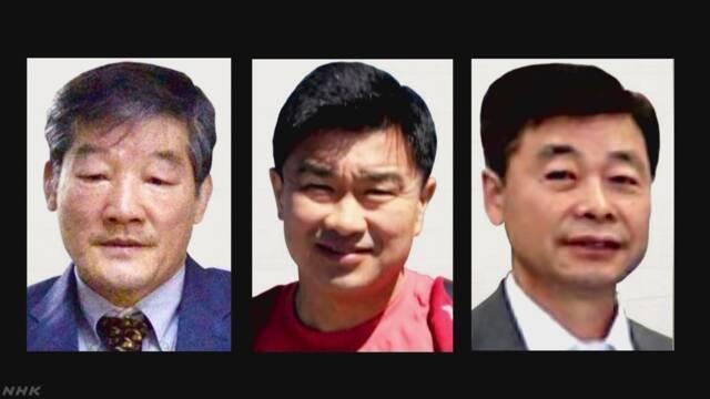 北朝鮮で拘束のアメリカ人3人解放 米大統領が明らかに   NHKニュース