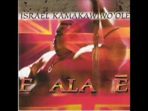 Israel Kamakawiwo'ole  Tengoku Kara Kaminari - YouTube