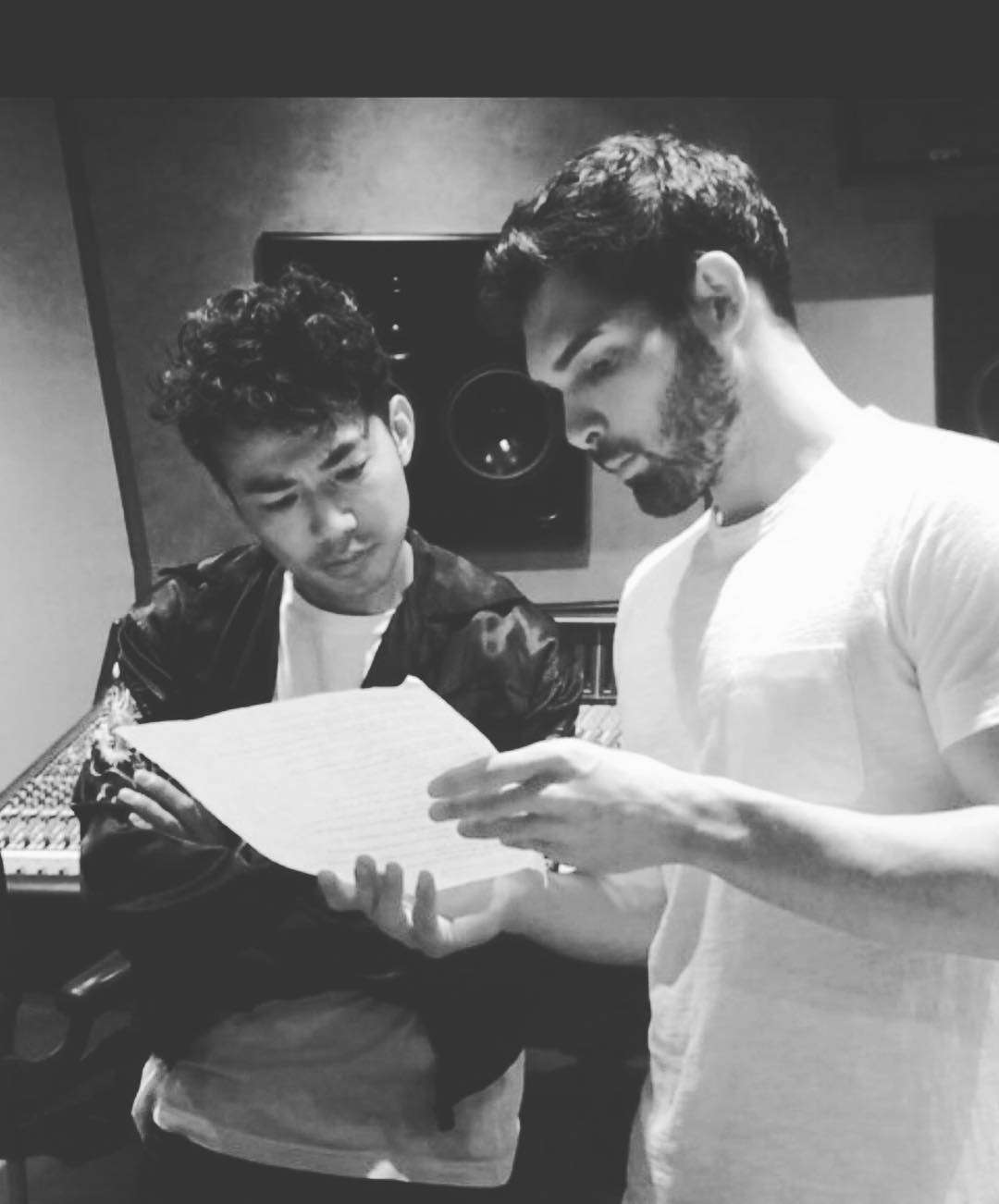 """Corbette Jackson on Instagram: """"Huge thanks to my good friend @yujiayabe for helping me out with the Japanese version of my song """"So Bad"""". Check it out in the link in my…"""""""