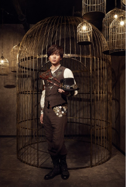加藤シゲアキが天才勝負師役でGP帯連ドラ初主演!NEWSのメンバーも友情出演「この機会を楽しみたい」