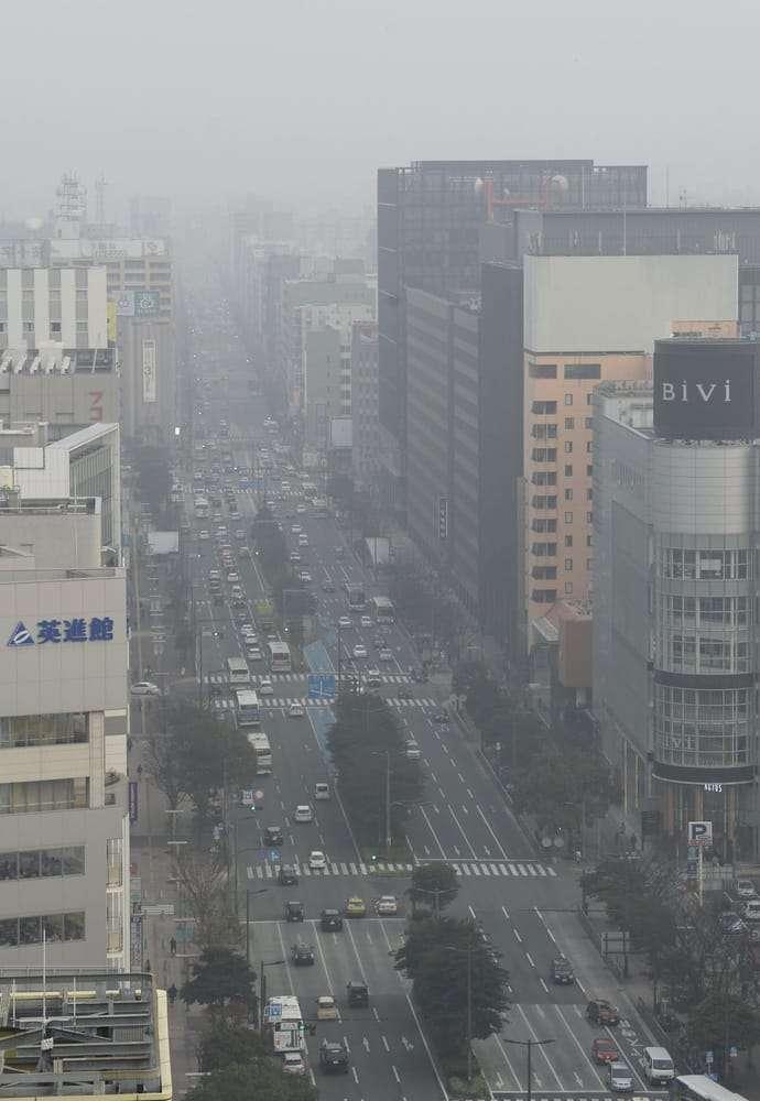 大気汚染で年7百万人死亡 人口9割リスクとWHO - 共同通信
