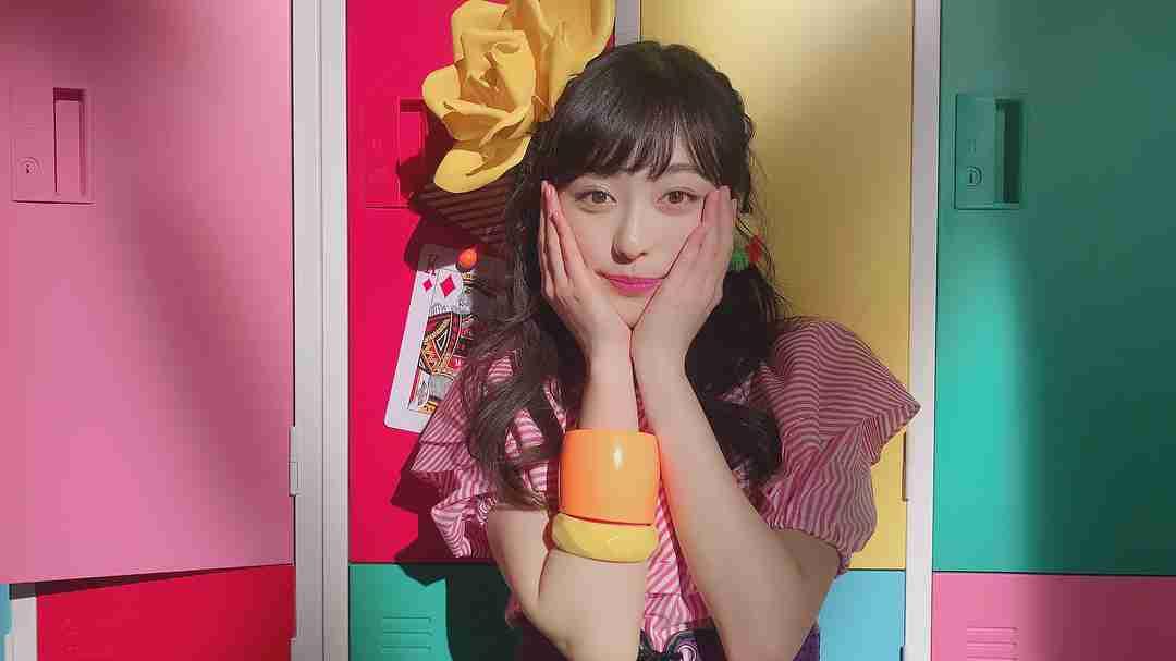 """福原遥 on Instagram: """".「It's Show Time!!」のMVが公開されました☺︎カップリング曲の「Try」は今日放送の「声ガール!」第5話の劇中歌になっています!是非観てね"""
