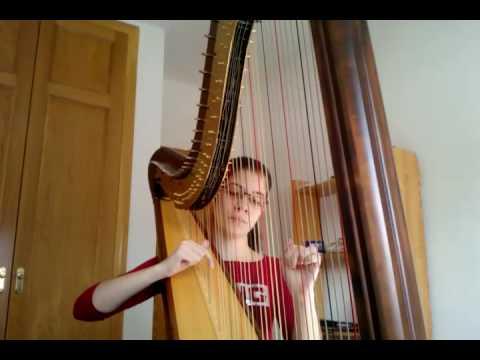 [Harp cover] Abel's Harp - Seiji Yokoyama - Saint Seiya - YouTube