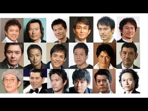 年齢を重ねても色気のある俳優(50代以上)