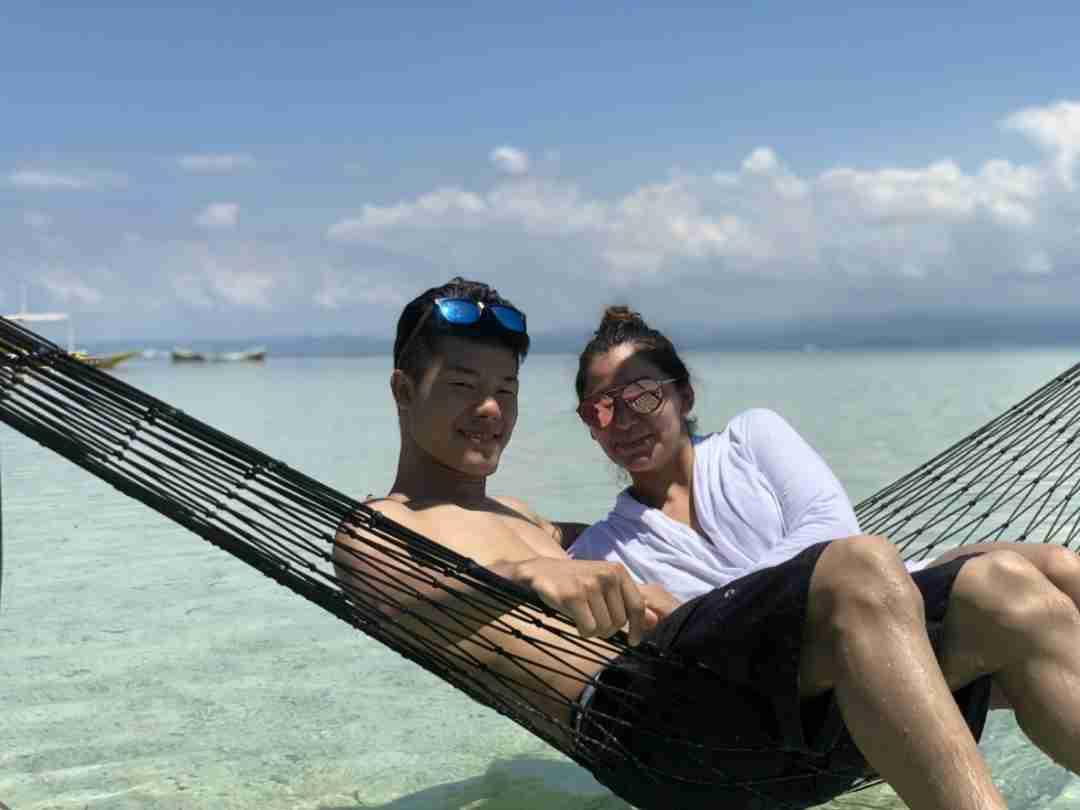 亀田和毅、妻・シルセさんとセブ旅行へ「マックスに満喫したろ!」
