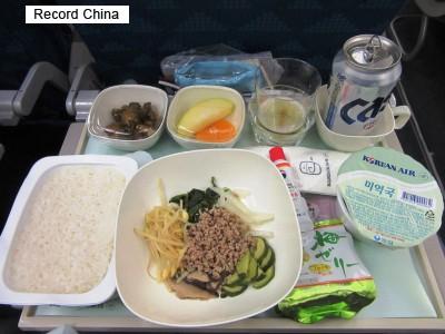 「乗務員には乗客が食べ残した機内食」大韓航空の問題が明るみに - ライブドアニュース