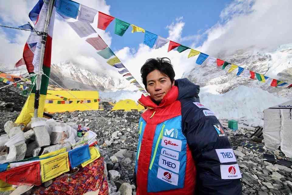 BREAKING: Japanese climber Nobukazu Kuriki found dead on Mt Everest