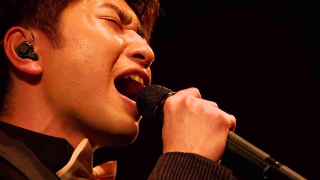 吉野晃一 / Don't stand by me(Live) - YouTube
