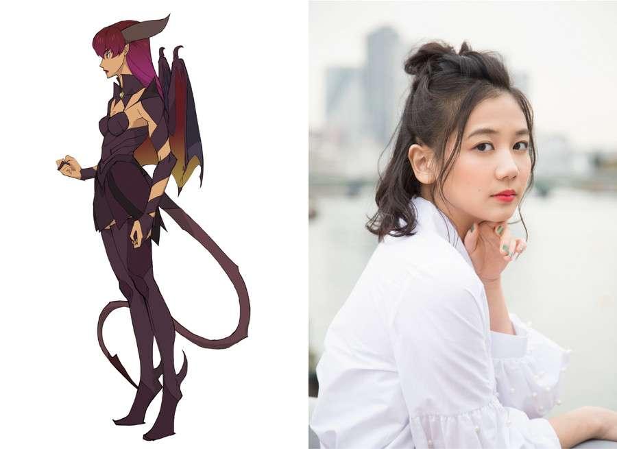 千眼美子(清水富美加)、アニメ『宇宙の法』で復帰後初声優! 人気声優たちと共演