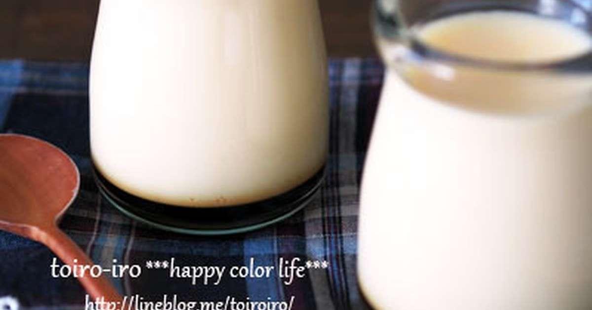 お鍋で簡単!少量から作れる『プリン♪』 by トイロ* 【クックパッド】 簡単おいしいみんなのレシピが290万品