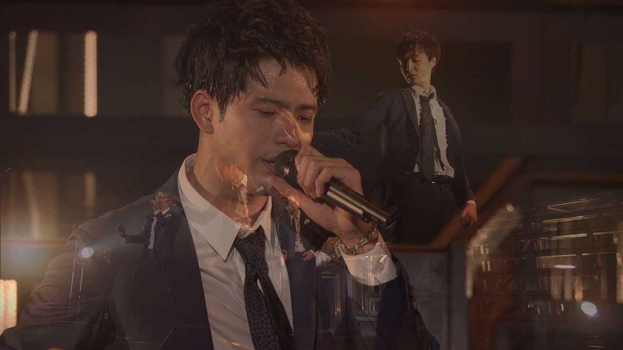 森崎ウィンの歌唱力!PrizmaX日本青年館ワンマンライブより最新シングル曲「yours」 - YouTube
