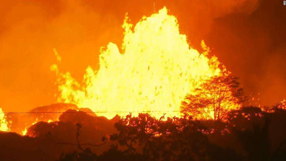 News Digest - 溶岩流が地熱発電所に到達、爆発の恐れも ハワイ噴火