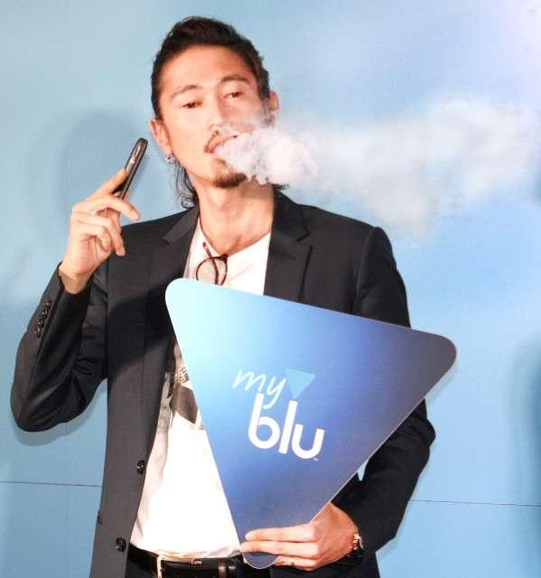 愛煙家・窪塚洋介、禁煙3回失敗「やめることをやめました」 愛煙家 : スポーツ報知