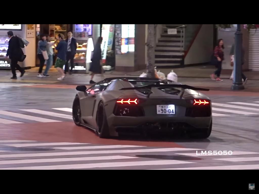 東京はやっぱり高級車が多いと感じる事ありますか❓❓