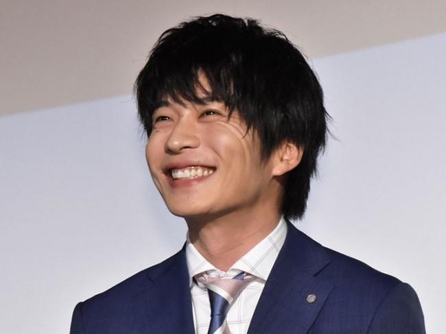 """田中圭の""""キス顔""""にファン歓喜「はるたん可愛いよ!」"""