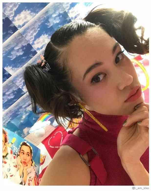 水原希子、ツインテール姿に「可愛すぎる」ファン衝撃 - モデルプレス