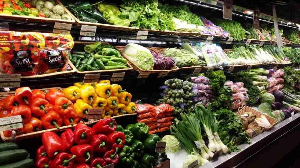 スーパーに行くのは週何回ですか?