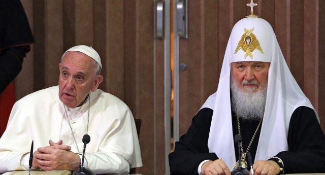 ローマ法王とロシア正教会のトップが同性婚に反対する共同声明を発表   Letibee Life