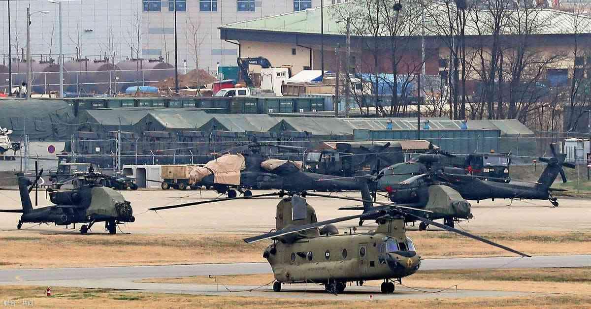 米爆撃機との共同訓練、韓国が参加見送り 米報道: 日本経済新聞
